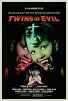Twins of Evil - Movie Poster (xs thumbnail)