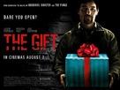 The Gift - British Movie Poster (xs thumbnail)