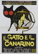 The Cat and the Canary - Italian Movie Poster (xs thumbnail)