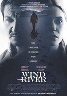 Wind River - Portuguese Movie Poster (xs thumbnail)