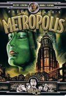 Metropolis - Movie Cover (xs thumbnail)