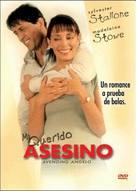 Avenging Angelo - Spanish Movie Cover (xs thumbnail)