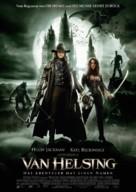 Van Helsing - German Movie Poster (xs thumbnail)