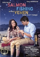 Salmon Fishing in the Yemen - DVD cover (xs thumbnail)