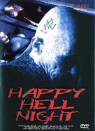 Happy Hell Night - German DVD cover (xs thumbnail)