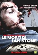 The Deaths of Ian Stone - Italian poster (xs thumbnail)