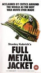 Full Metal Jacket - British VHS movie cover (xs thumbnail)