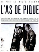 Cerný Petr - French Movie Poster (xs thumbnail)