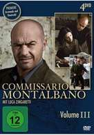 """Il commissario Montalbano"" - German DVD cover (xs thumbnail)"