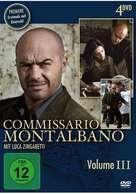 """Il commissario Montalbano"" - German DVD movie cover (xs thumbnail)"
