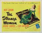 The Strange Woman - Movie Poster (xs thumbnail)