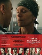Three Billboards Outside Ebbing, Missouri - For your consideration movie poster (xs thumbnail)