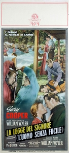 Friendly Persuasion - Italian Movie Poster (xs thumbnail)