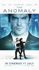 The Anomaly - Malaysian Movie Poster (xs thumbnail)