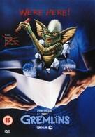 Gremlins - British DVD movie cover (xs thumbnail)