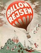 Le ballon rouge - Danish Movie Poster (xs thumbnail)
