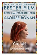 Lady Bird - Swiss Movie Poster (xs thumbnail)