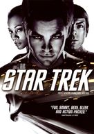 Star Trek - Canadian DVD movie cover (xs thumbnail)