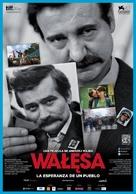 Walesa. Czlowiek z nadziei - Chilean Movie Poster (xs thumbnail)