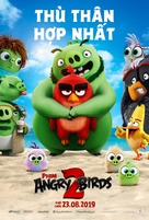 The Angry Birds Movie 2 - Vietnamese Movie Poster (xs thumbnail)