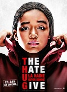 The Hate U Give - French Movie Poster (xs thumbnail)