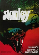 Stanley - German Movie Poster (xs thumbnail)