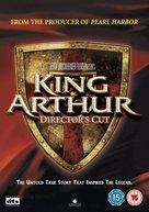 King Arthur - British DVD movie cover (xs thumbnail)