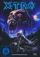 Xtro - German Movie Cover (xs thumbnail)