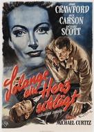 Mildred Pierce - German Movie Poster (xs thumbnail)