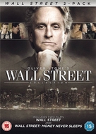 Wall Street: Money Never Sleeps - British DVD movie cover (xs thumbnail)