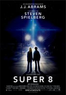 Super 8 - Portuguese Movie Poster (xs thumbnail)