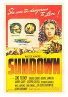 Sundown - Movie Poster (xs thumbnail)