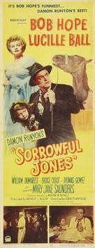 Sorrowful Jones - Movie Poster (xs thumbnail)