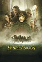 The Lord of the Rings: The Fellowship of the Ring - Argentinian Movie Poster (xs thumbnail)
