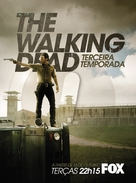 """The Walking Dead"" - Brazilian Movie Poster (xs thumbnail)"