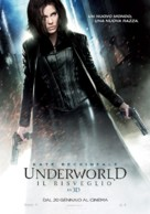 Underworld: Awakening - Italian Movie Poster (xs thumbnail)