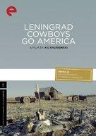 Leningrad Cowboys Go America - DVD movie cover (xs thumbnail)