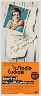 The Sterile Cuckoo - Australian Movie Poster (xs thumbnail)