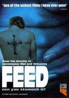 Feed - DVD movie cover (xs thumbnail)