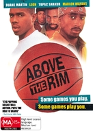 Above The Rim - Australian Movie Cover (xs thumbnail)