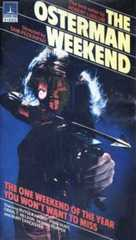The Osterman Weekend - VHS cover (xs thumbnail)