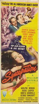 Syncopation - Movie Poster (xs thumbnail)
