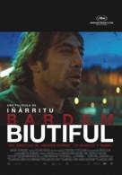 Biutiful - Colombian Movie Poster (xs thumbnail)