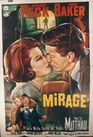 Mirage - Italian Movie Poster (xs thumbnail)