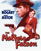 The Maltese Falcon - DVD cover (xs thumbnail)