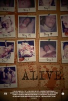 Alive - Canadian Movie Poster (xs thumbnail)