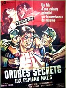 Verboten! - French Movie Poster (xs thumbnail)