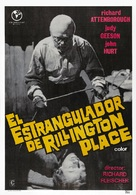 10 Rillington Place - Spanish Movie Poster (xs thumbnail)