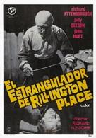 10 Rillington Place - Spanish Movie Poster (xs thumbnail)