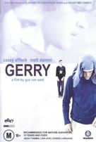 Gerry - British Movie Cover (xs thumbnail)